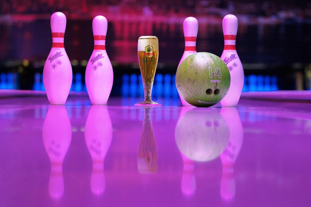 Pins & Pints Bowling